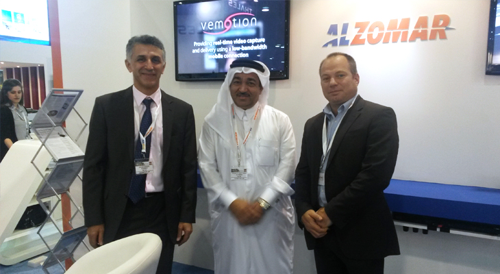 Vemotion's Alzomar Partnership Full of Middle Eastern Promise