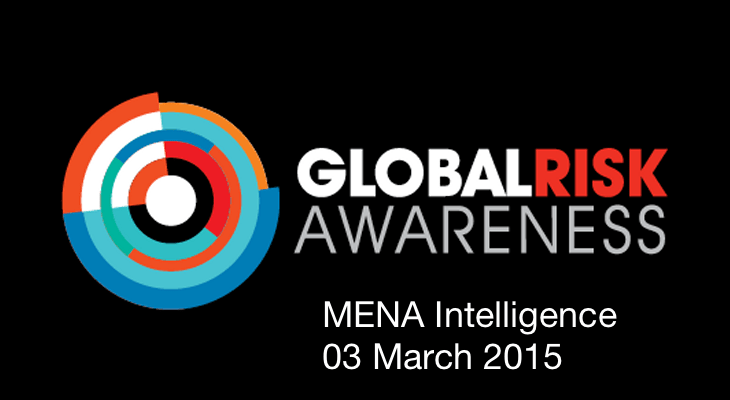 MENA Intelligence update 03 Mar 2015