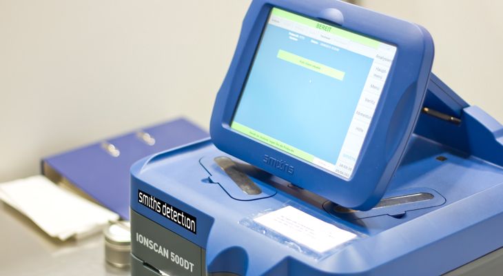 Smiths Detection Ionscan
