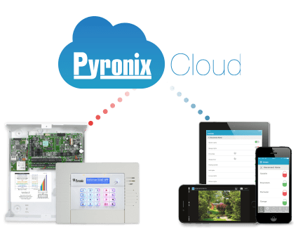 Pyronix External Detectors protect the perimeter