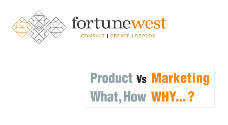 Marketing for technology companies presents the challenge of why