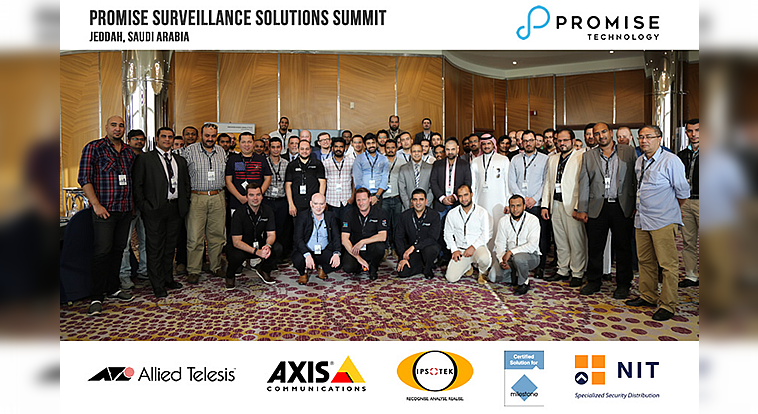 Promise's Surveillance Summit highlights partner collaboration