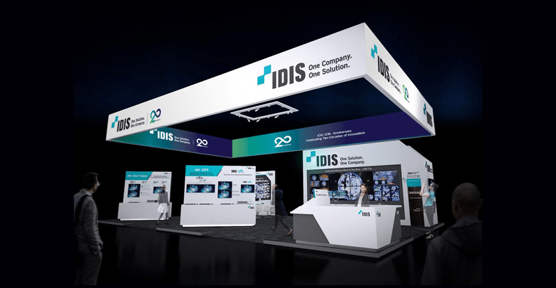 IDIS share their 2017 security predictions and innovations at Intersec