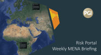 PGI Risk Portal Weekly MENA Briefing