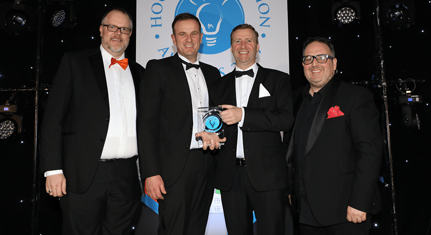 ASSA's CLIQ® Remote wins 'Most Innovative New Product' at Housing Innovation Awards