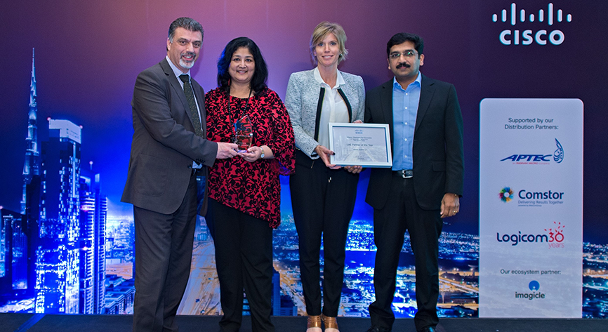 Cisco recognises its 'Partners for Success' across 14 categories