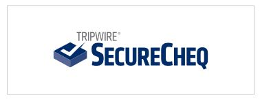 SecureCheq by TripWire