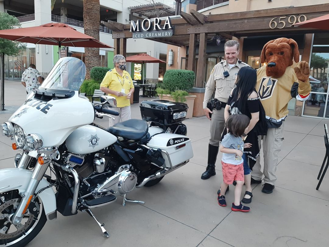 Downtown Summerlin National Night out