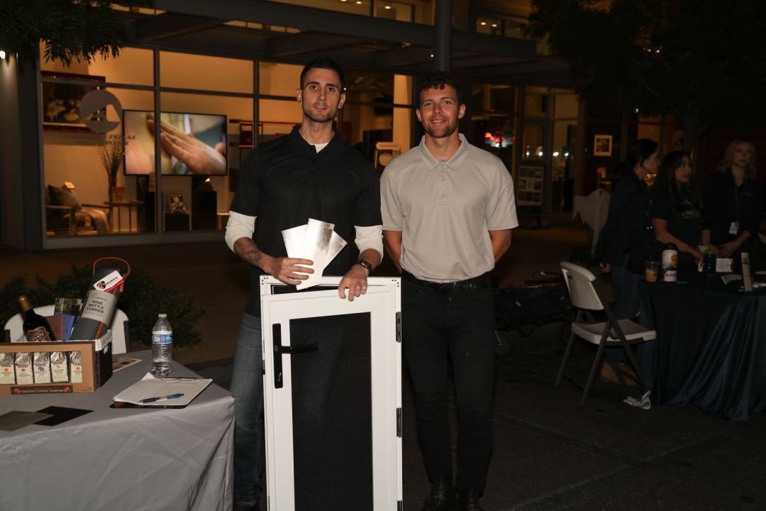 Security Plus at Summerlin's National Night Out Oct 2021