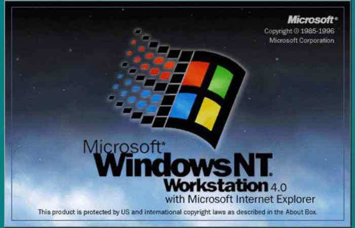 What's Behind Microsoft's Windows NT