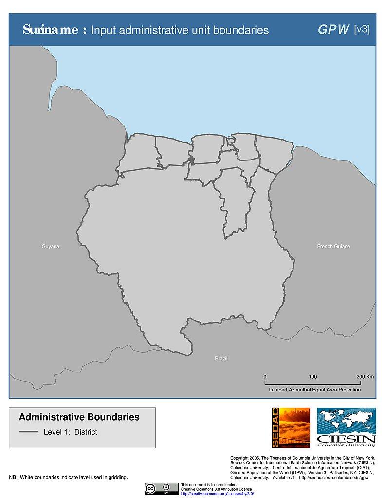 Falkland Islands Population Density Map