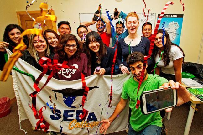 Comemoração SEDA College