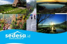 Desa wisata wajib dikunjungi