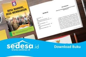 Download Buku Desa Mandiri, Desa Membangun