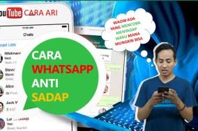 Cara Mengamankan Whatsapp Agar Tidak di Sadap