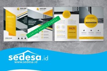 Contoh Profil BUMDes dan Formulir Pengisian Data BUMDes