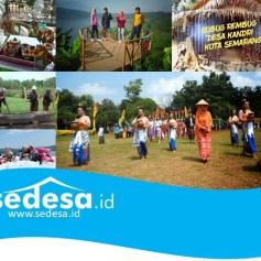 Desa Wisata Kandri Semarang Jawa Tengah