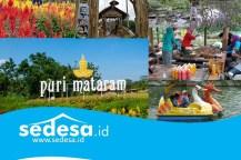 BUMDes Tridadi Makmur Unit Usaha Wisata Puri Mataram