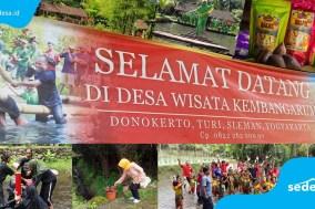 Desa Wisata Kembang Arum Turi Sleman Yogyakarta