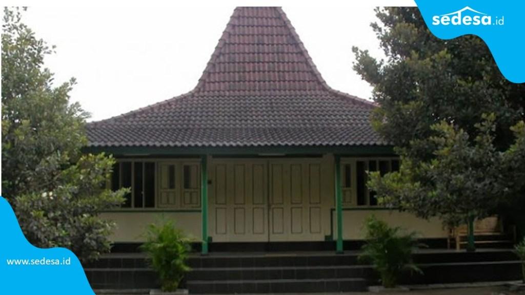 Joglo Tanjung  Berusia 200 Tahun