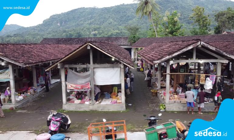Peran Pasar Desa dalam Perekonomian Lokal
