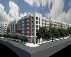 East Morehead Apartments - Sterling Engineering