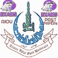 B.Ed Past Papers AIOU