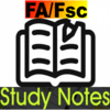 F.Sc First Part Mathematics BISE Study Notes