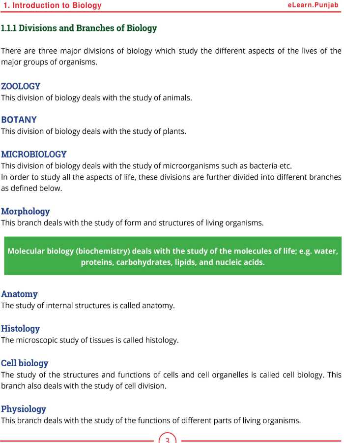 Download 9th Class Biology Book