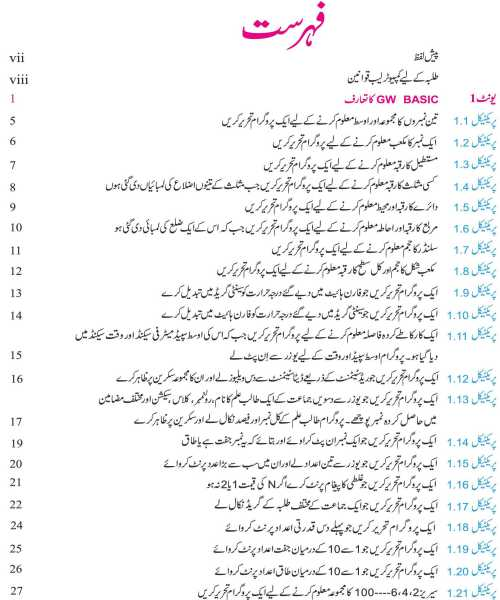 Pdf in guide urdu computer book