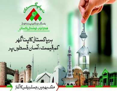 Naya Pakistan Housing Scheme Program Complete Detail 2019