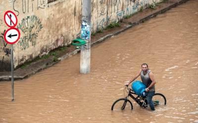 Brésil. Des inondations font au moins onze morts à Sao Paulo