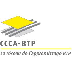 logo CCCA-BTP réseau de l'apprentissage BTP