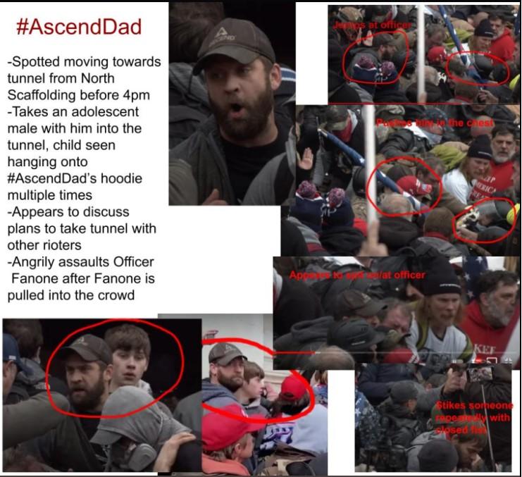 Kyle James Young 116-AFO #AscendDad