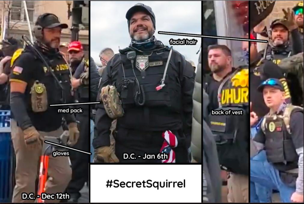 MPD #secretsquirrel