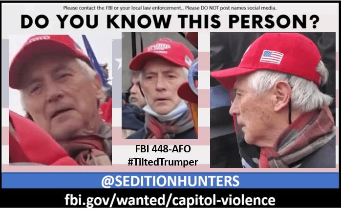 448-AFO #TiltedTrumper
