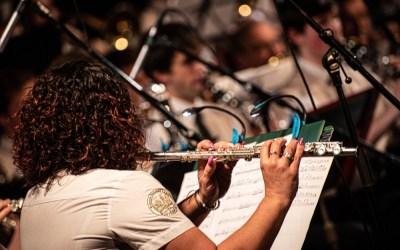 Adventní koncert Koletovy hornické hudby
