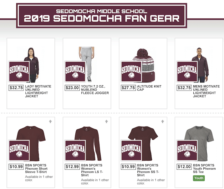 Get Your SeDoMoCha Fan Gear!