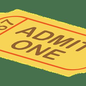 Senior Ticket October 12th