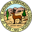 Arizona Corporation Commission logo