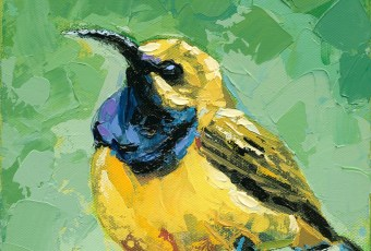 Yellow Bird by Brian Myers