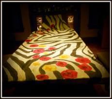 Jemileh Nour's Zebra Roses.
