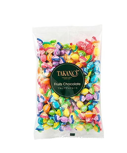 新宿高野のチョコレート