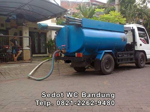 Sedot WC Cileunyi Bandung