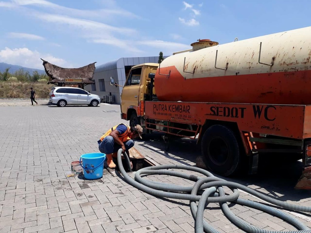 Jasa Sedot WC Semarang Kota