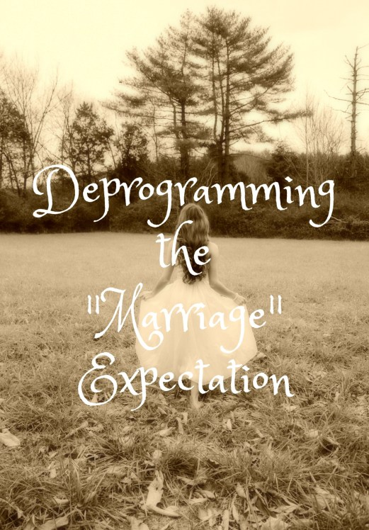 Deprogramming The Marriage Expectation | Sedruola Maruska