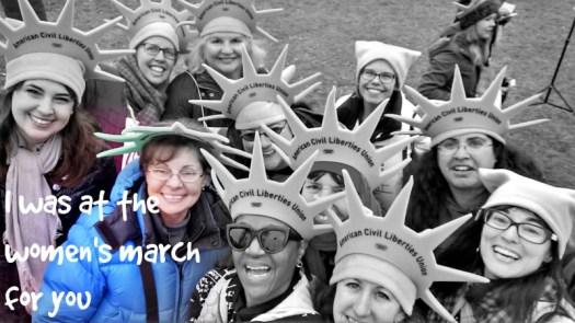 Women's March   Sedruola Maruska