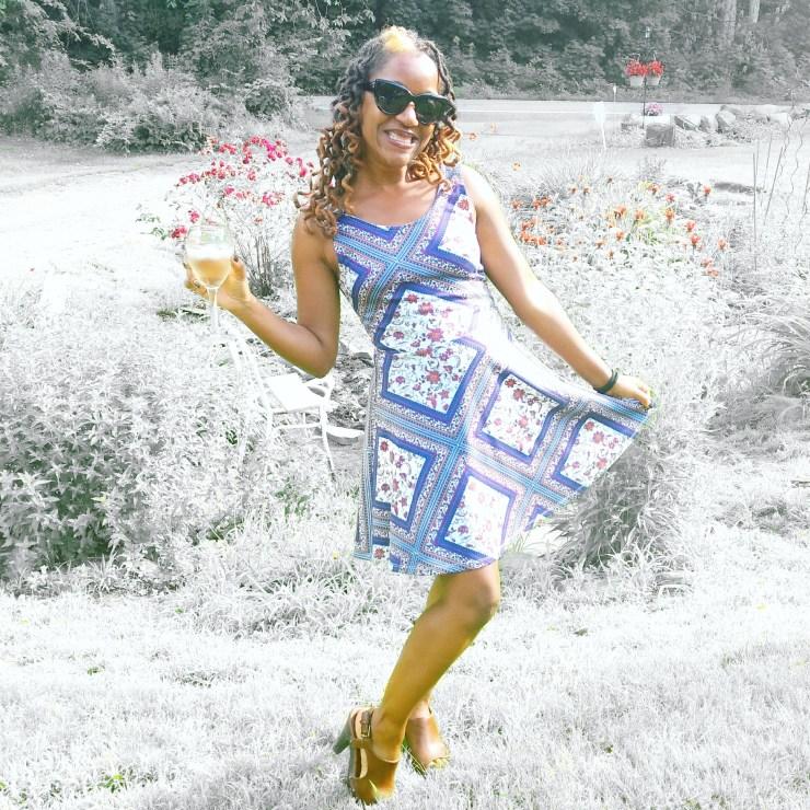 Summer Dress by H&M | Sedruola Maruska