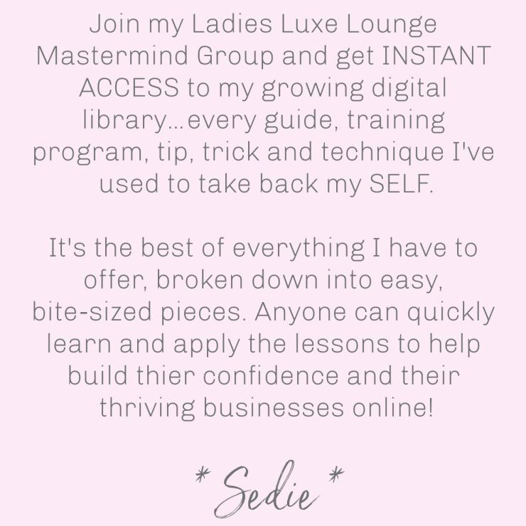 LUXE Sales - Sedie2