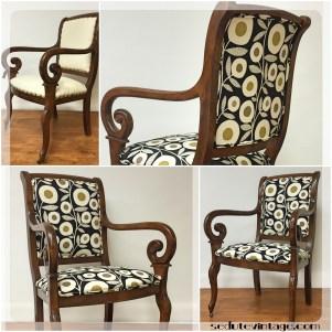 Poltroncina impero - Small armchair